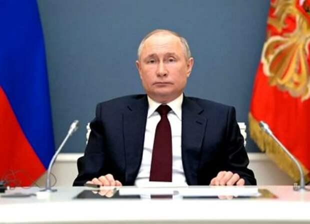 Путин ввел санкции против недружественных иностранных государств
