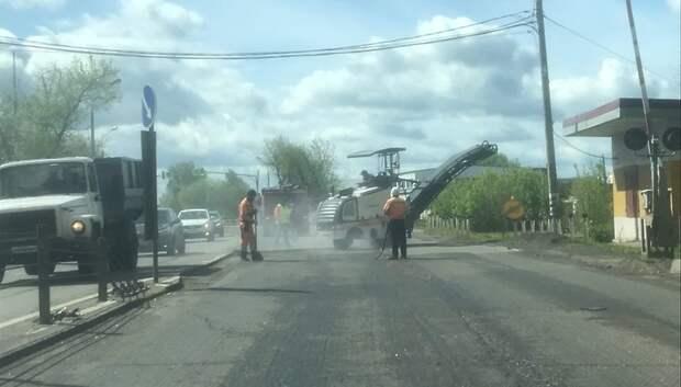 Дорожники нанесут новую разметку в ходе ремонта Старосимферопольского шоссе