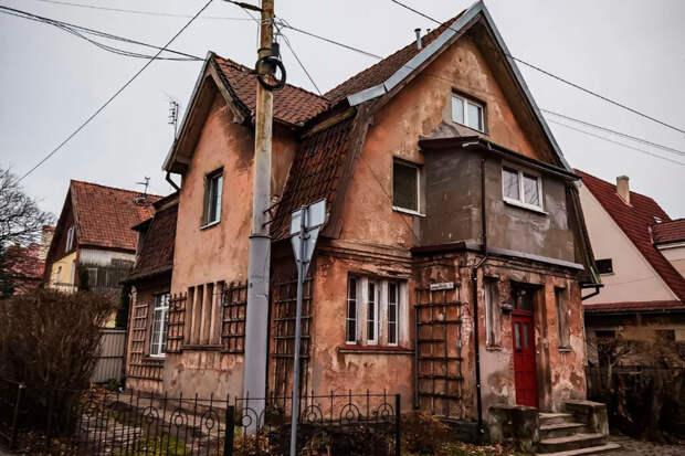 Как живут в элитном районе Калининграда, где до войны жили богатые немцы