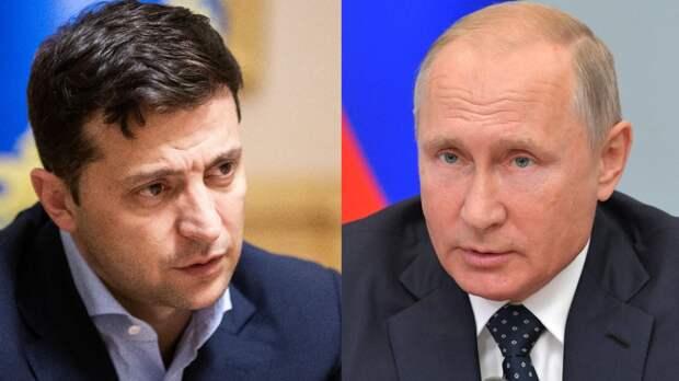 Президент Украины ответил на вопрос о сроках встречи с главой России