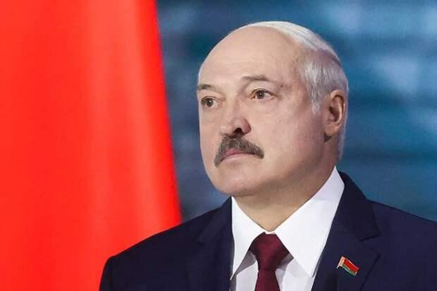 Крезиденции Лукашенко стянули спецтехнику