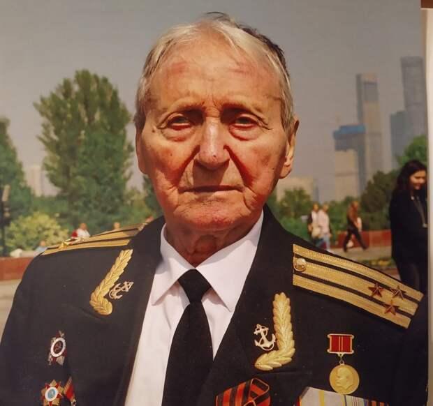 75 лет Победе: во время войны житель Строгина был минером-подрывником