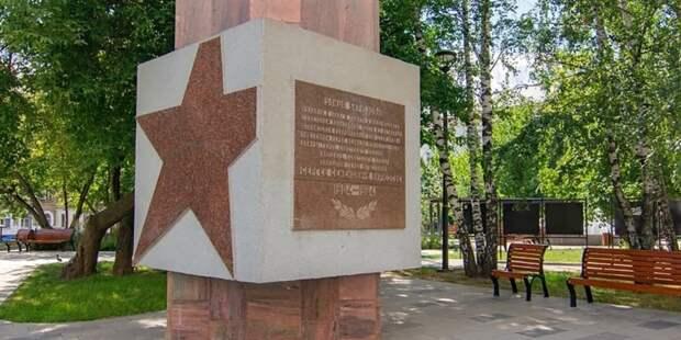 Памятник Маршалу Сергею Бирюзову отремонтируют в будущем году