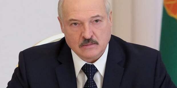 Лукашенко назвал условие начала переговоров с оппозицией