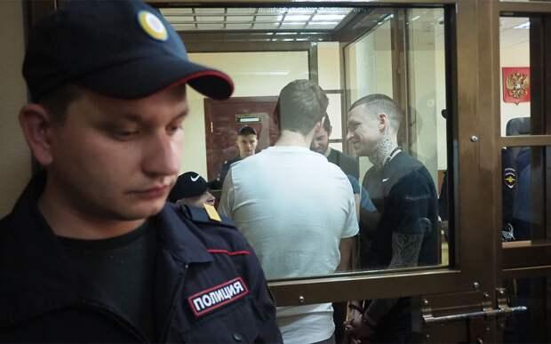 Суд признал приговор Кокорину и Мамаеву законным, отклонив жалобы футболистов