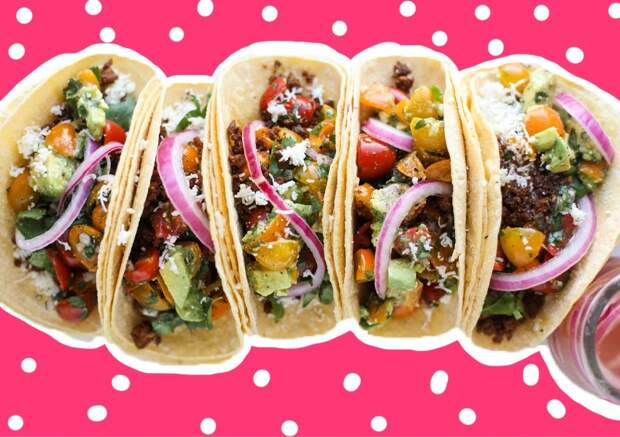 Как приготовить такоc дома: 5 рецептов мексиканской закуски