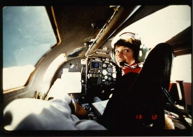 Десятидневный полет «Вояджера»