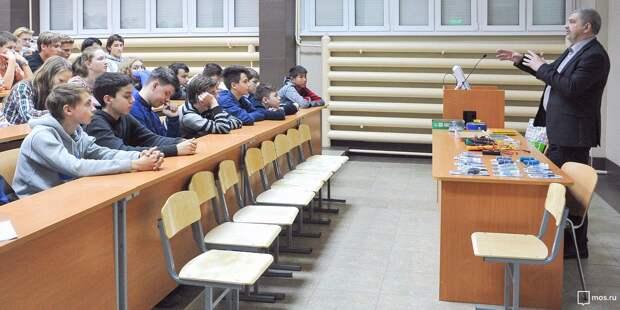 В МАДИ пройдет мастер-класс по сборке электронных схем