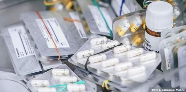 Уже более 750 аптечных точек Москвы принимают электронные рецепты. Фото: Е. Самарин mos.ru