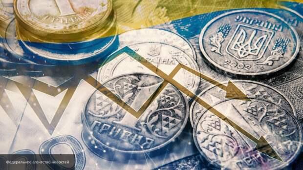 Крах украинских рынков: МВФ не спасет от катастрофического обрушения гривны
