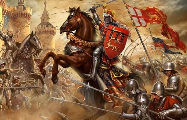 6 странных сражений Средневековья, которые оказались круче, чем современное кино