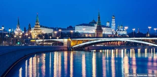 Собянин: Завершен еще один проект возрождения исторического облика Москвы. Фото: М. Денисов mos.ru