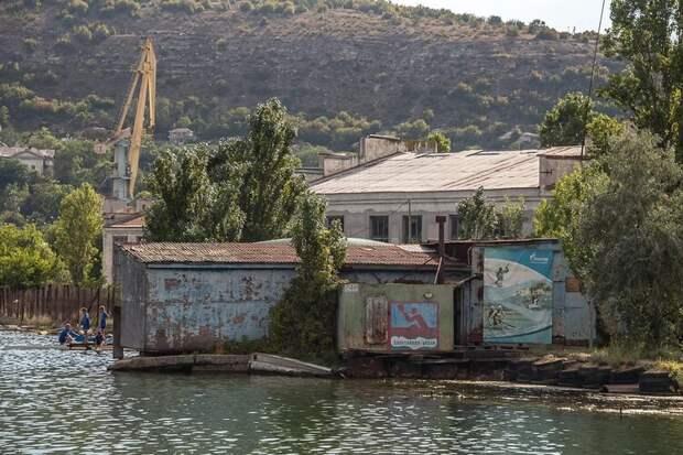 Новую водно-спортивную базу в Инкермане пообещал очередной глава Севастополя
