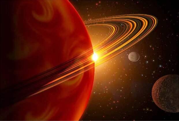 Потрясающие снимки и рендеры космического пространства (16 фото)