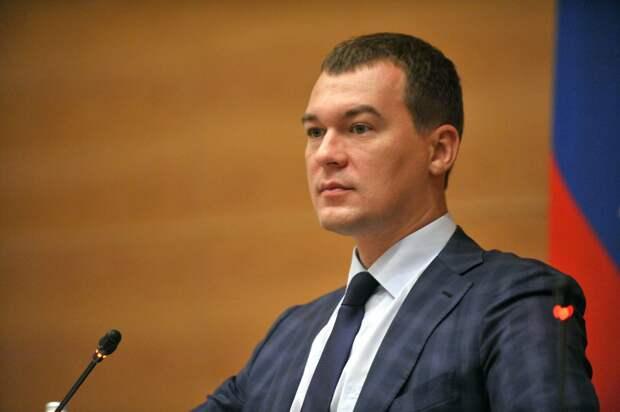 Дегтярев заявил, что не станет занимать должность губернатора Хабаровска в случае оправдания Фургала