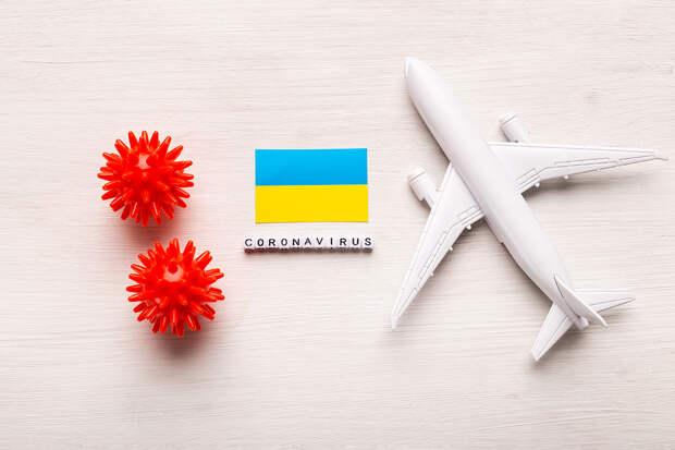 Украина закроет границу для иностранцев из-за коронавируса