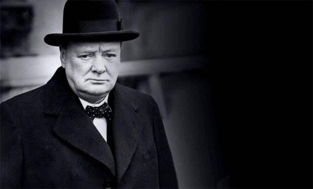"""Черчилль как """"секретное оружие"""" Англии"""