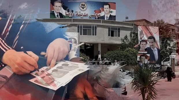 В Сирии приступили к подсчету голосов на президентских выборах