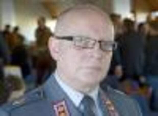 Финнские офицеры за Правый сектор