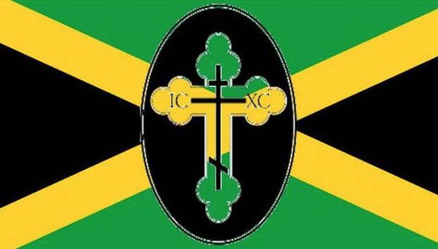 Символика ямайской православной миссии