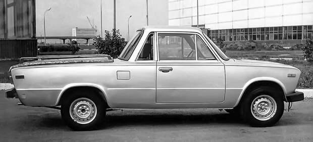Пикап ВАЗ-2106