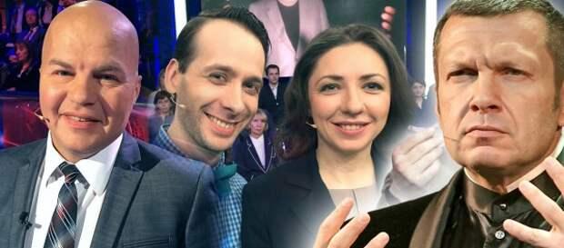 Янки для ТВ-битья – или антироссийские эксперты на российской зарплате