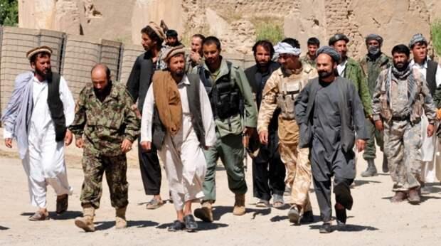 Pajhwok: талибы захватили военную базу в афганской провинции Логар