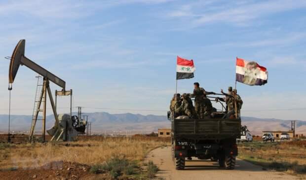 Американская Delta Crescent Energy хочет вместе стеррористами добывать нефть вСирии