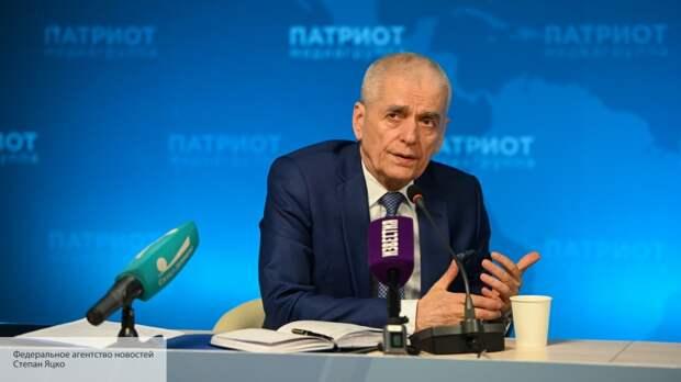 Онищенко прокомментировал эффективность вакцины от полиомиелита против COVID-19