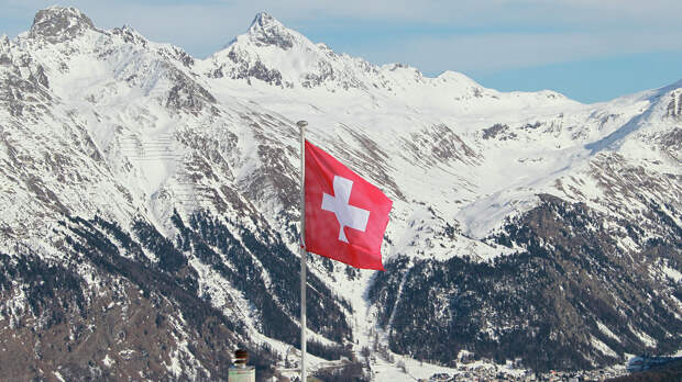 Горы в Швейцарии - РИА Новости, 1920, 15.05.2021