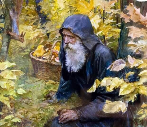 Художник Виктор Бритвин. Жизнь – это сказка