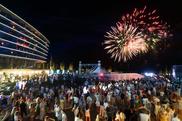 Состоялось главное культурное событие Крыма - международный фестиваль Mriya Universe