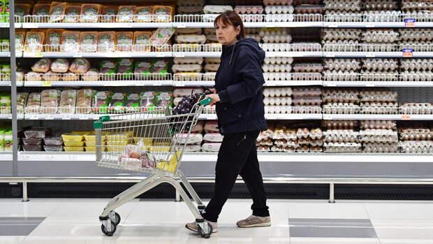 Кабмин заявил, что стоимость основных продуктов питания пришла в норму