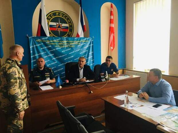 Синоптик Александр Шувалов назвал циклоническую циркуляцию главной причиной мощных дождей в Керчи