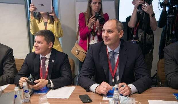 Оренбуржье на ПМЭФ подписало соглашение о цифровизации региона