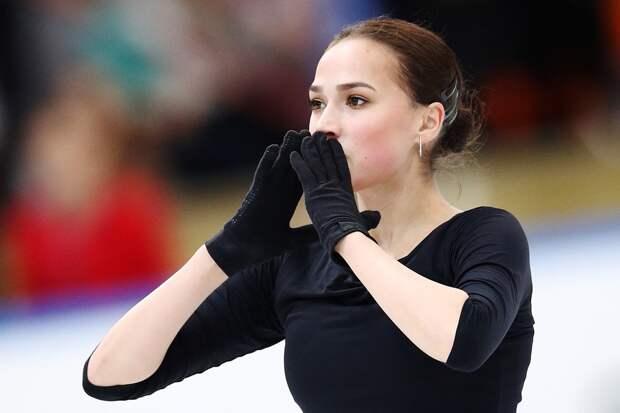 Загитова включена всостав сборной России пофигурному катанию