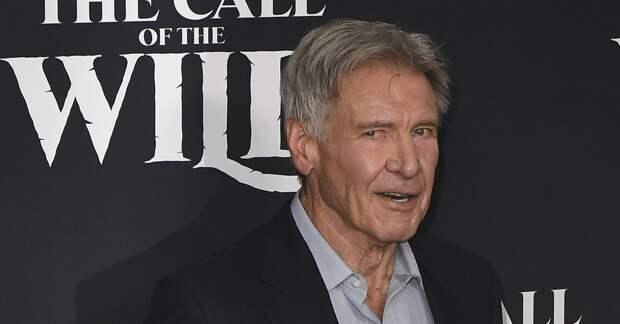 78-летний Форд получил травму на съемках «Индианы Джонса 5»