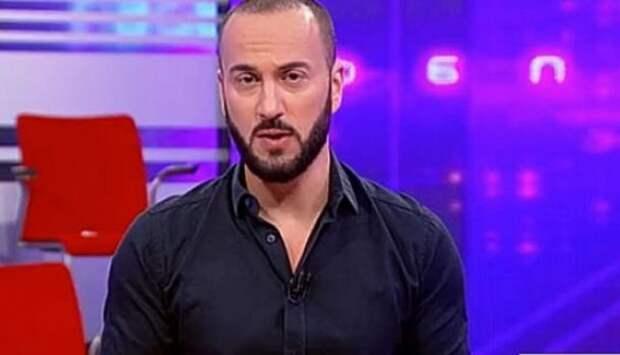 Допрыгался: нахального ведущего Габунию выгнали с телеканала «Рустави 2»