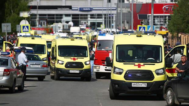ТАСС: второй участник нападения на школу в Казани может удерживать заложников