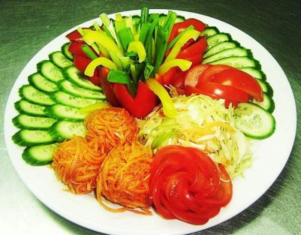 овощи нарезка-14