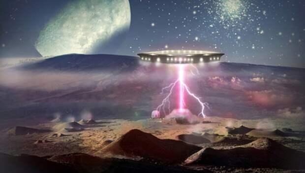Инопланетяне не хотят вступать с нами в контакт