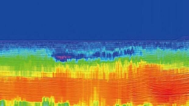 Под Окинавой найден исполинский газовый резервуар и его ждет взрыв