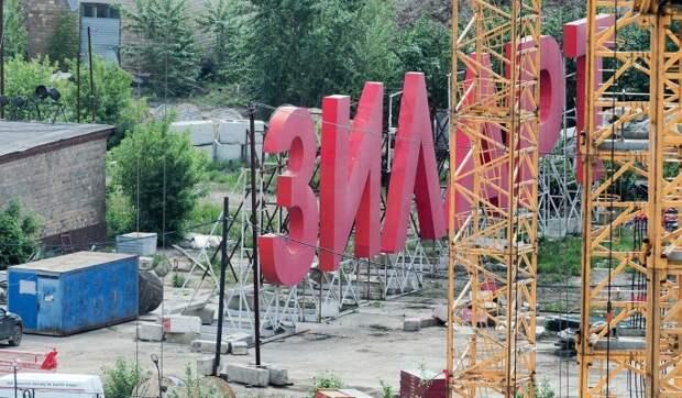 """В экс-промзоне """"ЗИЛ"""" построят дорогу с остановками общественного транспорта"""