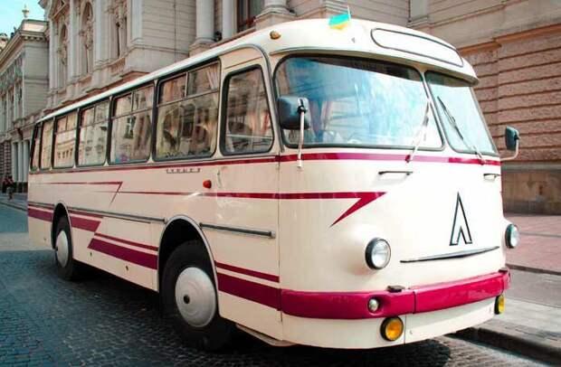 ЛАЗ 697/699 «Турист» автобусы, история, это интересно
