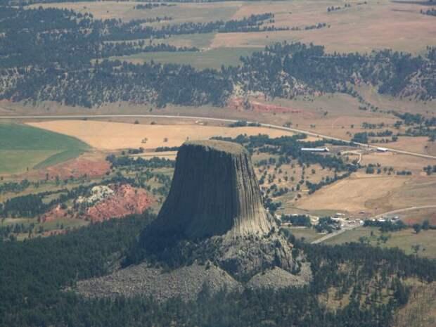 Каменная башня Дьявола
