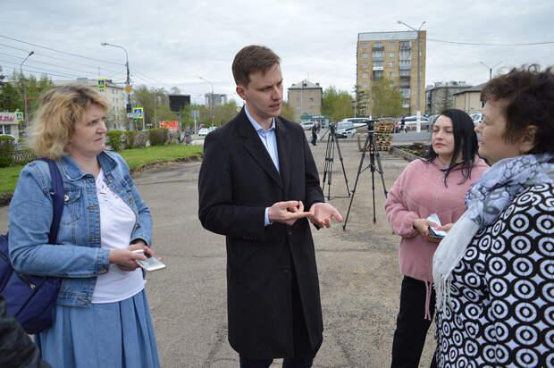 Красноярцев призывают активнее голосовать за благоустройство города