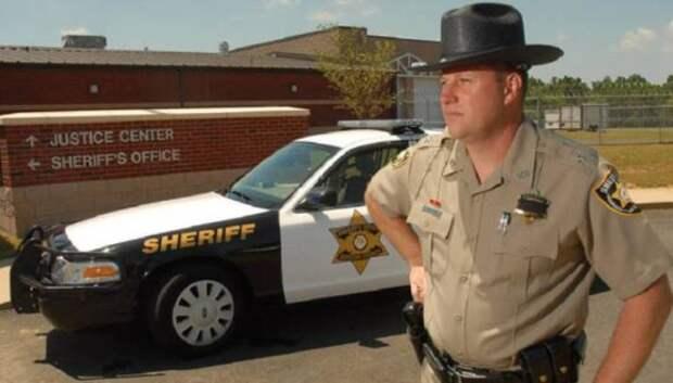 Кто такие американские шерифы и почему они не относятся к полиции