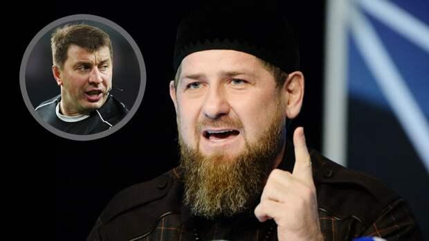 «Кадыров сказал: «Если что-то не так и я узнаю, приму меры». Вилков — о разговоре после скандальной игры в Грозном