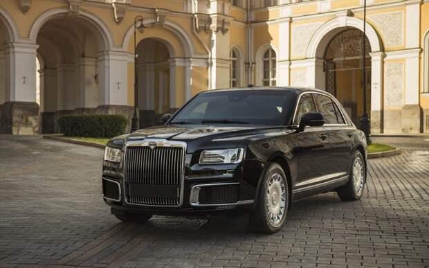 Aurus Senat станет «самым русским» автомобилем