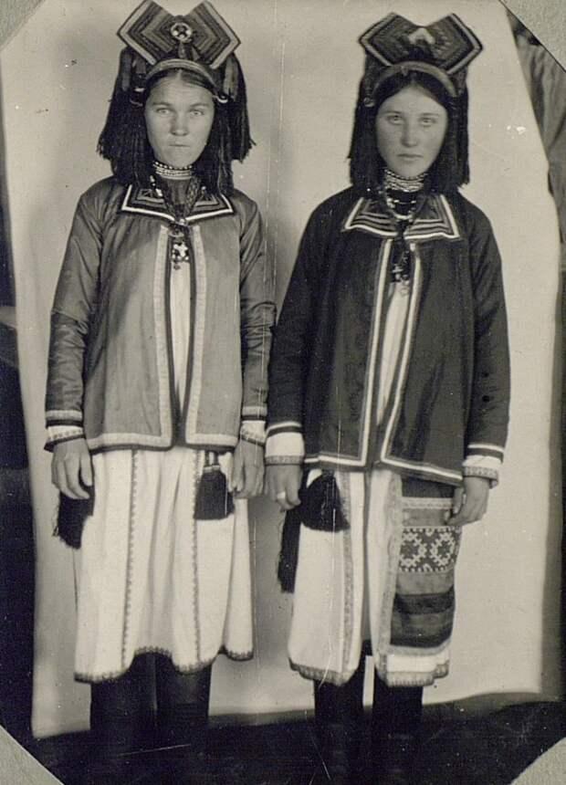 Двуединый народ - Мордва: Мокша и Эрзя (35 фото)